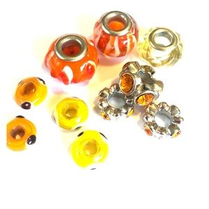 10 beads for your bracelet